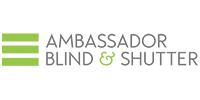 Ambassador Blind & Shutter