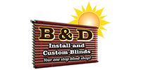 B & D Custom Blinds