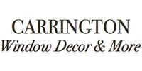 Carrington Window Decor and More