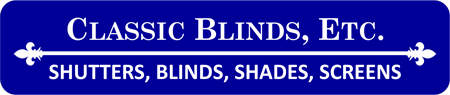 Classic Blinds Etc