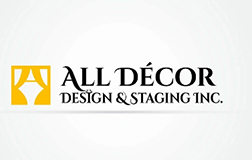 All Decor Design & Staging Inc