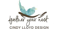 Feather Your Nest | Cindy Lloyd Design