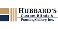 Hubbard's Custom Blinds & Framing Gallery, Inc.