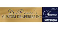 Daponte's Custom Draperies Inc