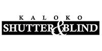 Kaloko Shutter & Blind