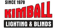 Kimball Lighting & Blinds
