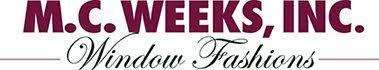 M.C. Weeks, Inc. Window Fashions