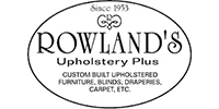 Rowland's Upholstery Plus